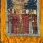 Drapelul lui Avram Iancu poate fi admirat la Oradea
