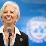 Christine Lagarde rămâne șefa FMI