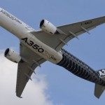 Airbus are rezultate solide cu un portofoliu record de comenzi
