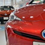 Profitul Toyota în creştere