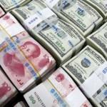 Rezervele valutare ale Chinei au scazut în luna ianuarie