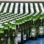 Profitul Heineken a crescut în timp ce Carlsberg a inregistrat o scădere