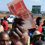 Economia Africii de Sud în criză