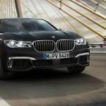BMW 7, consum de 2,1 litri/100 km