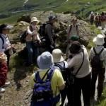 Zambetul zilei! Un grup de turisti maghiari intr-o excursie in Romania