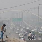 Nivelurile de poluare a aerului în India sunt mai mari decât în China