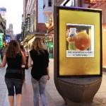 """Barcelona va reduce prin lege publicitatea stradală, pe care o consideră o formă de """"poluare"""""""