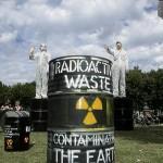 Australia, groapa de gunoi atomică al lumii