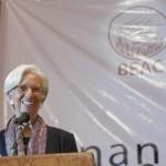 Legarde a primit a doua nominalizare la conducere din partea FMI