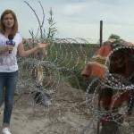 ZECE consecinţe ale montării Marelui Gard Unguresc la graniţa cu România