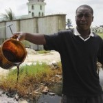 Shell dat în judecată pentru scurgerilor de petrol din Nigeria