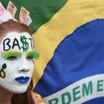 Economia Braziliei a scăzut cu 3,8% în 2015