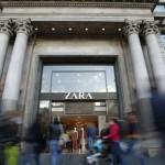Vânzările Inditex in crestere cu 8,5%