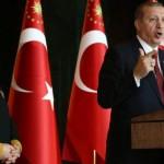 Prima doamnă a Turciei felicită haremul otoman