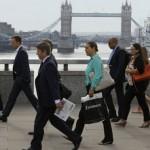 Şomajul Marii Britanii a scăzut cu 28.000