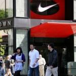 Acţiunile Nike afectate de previziunile slabe de creştere