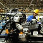 Economia Chinei a pornit slab în acest an