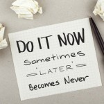 Doreşti să fii mai productiv? Nu fă niciodată lucrurile de două ori