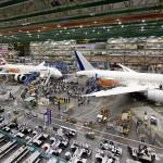 Boeing elimină 4000 de locuri de muncă