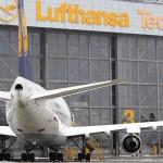 Lufthansa Technik vrea să economisească masiv