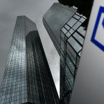 Turbulențele de pe piață afectează Deutsche Bank
