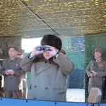 Kim provoacă printr-un nou test cu rachetă