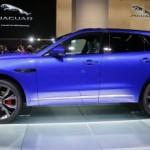Jaguar se asteapta să impulsioneze vânzările cu lansarea crossover-ului F-Pace
