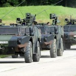 Armata germană își întârește prezența în Europa de Est