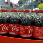 Acțiunile Coca-Cola au scăzut cu 5% în comerțul din SUA