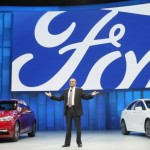 Vanzarile din Europa au dublat profitul Ford