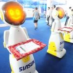 Restaurant chinezesc dă afară roboții