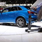 Solutia Audi absolut inedita pentru a scapa de traficul infernal