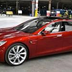 Situatie comica la Berlin, cozi lungi pentru Tesla Model 3, o masina care inca nu exista