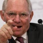 Schäuble critică din nou BCE