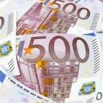 Retragerea bancnotelor de 500 de euro