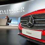 Șeful Daimler trebuie să liniștească investitorii