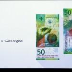 Banca națională a Elveției introduce bancnote noi