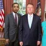Zambetul zilei! …..Obama, Iohannis, nevasta si ….casa alba….