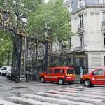 Anomalii meteo in acest weekend, oameni loviti de fulger, din senin, pe un stadion german si intr-un parc parizian