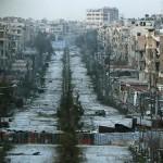 Se prelungește armistițiul de la Aleppo