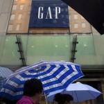 Gap avertizează că va rata obiectivele de profit după scăderea vânzărilor