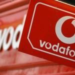 Vodafone creste pentru prima data din 2008