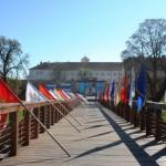 Lucrări sistate de Primărie la Cetatea Oradea
