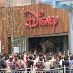 Primul Disneyland din China