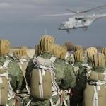 Rusia își consolidează granițele