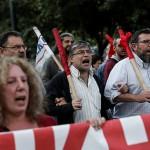 Grevele paralizează transportul din Grecia