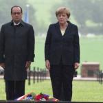 Franta si Germania marcheaza 100 de ani de la Batalia de la Verdun