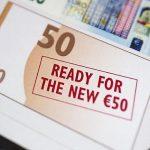 În luna iulie se va prezenta noua bancnotă de 50 de euro