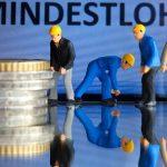 Salariul minim din Germania crește la 8,77 euro