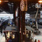 Grevele din Franta zguduie industria feroviara